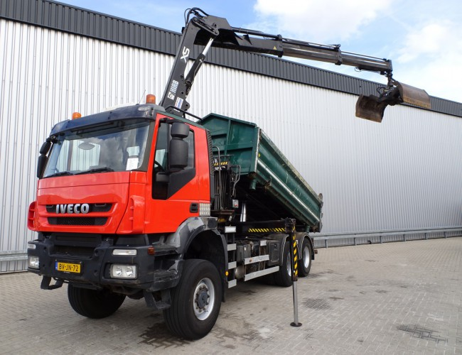 Iveco AW 380T41