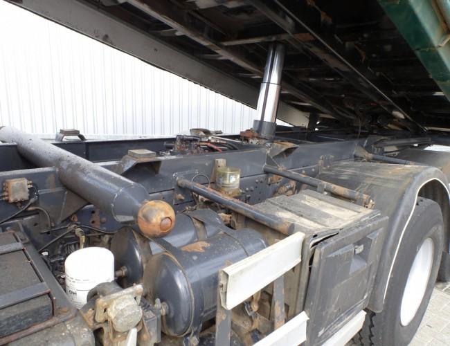 Iveco AW 380T41 6x6 Kipper E5, Hiab 14TM Kraan, Crane, Kran TT 3712