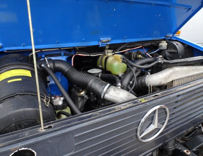 Mercedes-Benz Unimog U1550 L 4x4 - (437) - 210 PK - Werkplaats, Werkplatz, Servicetruck TT 3743