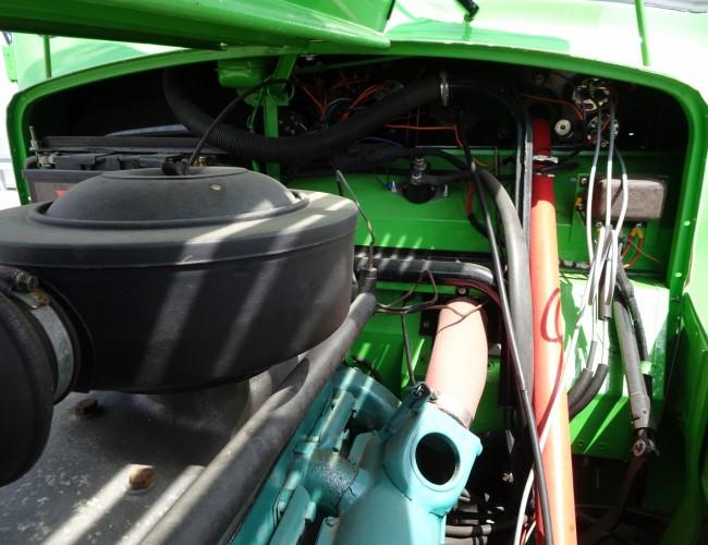 Mercedes-Benz L 312 4X4 OLDTIMER TT 2281