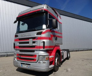 Scania R420 HIGHLINE Manual, Retarder TT 3454