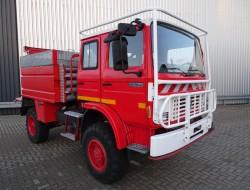 Renault 110-170 4x4, Sides CCF40, feuerwehr - fire brigade - brandweer - water tank TT 3321