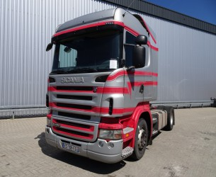 Scania R420 HIGHLINE Manual, Retarder TT 3464
