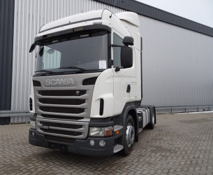 Scania G420 Highline Ad Blue, Manual, Retarder TT 3442