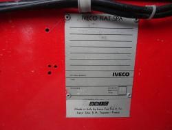 Iveco Unic 4x4 Camiva CCF 2000, Lier, Winch, Winde, Feuerwehr - Fire brigade - Brandweer TT 3507