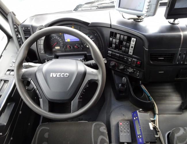 Iveco Stralis 360 E26 EEV 6x2 - FAUN SL5 TR2L Huisvuil, Garbage, Mullwagen!! TT 3864
