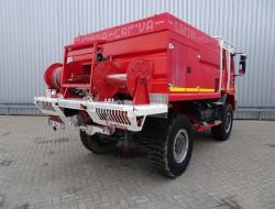Renault Midliner M210 4x4 - fire brigade - brandweer - Camiva watertank 3200 ltr.- t. Lier, Winde, Wich TT 3691