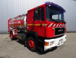 MAN tankwagen TT 3566