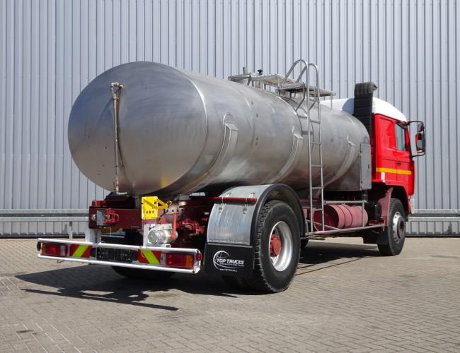 Renault G290 RVS Tank, Inox - Watertank  10.000 ltr. TT 3620