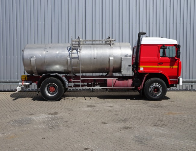 Renault G290 RVS Tank, Inox - Watertank  10.000 ltr. TT 3620