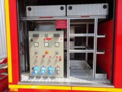 Iveco 80E170 Eurocargo Rescue-Vehicle - 16 KVA electricity generator, Elektrizitat Generator, TT 3624