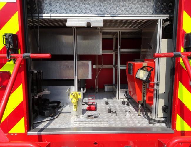 Iveco 80E170 Eurocargo 16 KVA electricity generator, Elektrizitat Generator, TT 3624