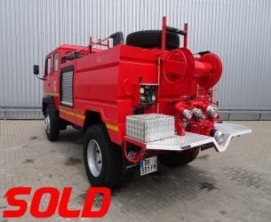 Mercedes-Benz 1120 4x4 - 3.000 ltr water tank - feuerwehr - fire brigade - brandweer TT 3630