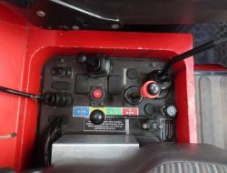 Unimog MB U1550 L37 Fire Truck - Lier, Winch, Winde - Watertank - Pomp - Dingo Achsen! TT 3677