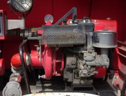 Renault M180 Midliner 4x4  fire brigade - brandweer - watertank 2500 - Ongeval, Unfall, Accident!! TT 3708