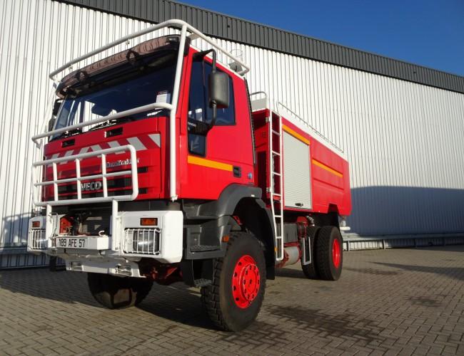 Iveco Eurotrakker 190E30