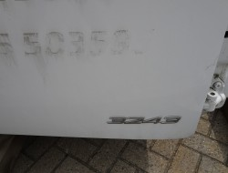 Mercedes-Benz Arocs 3243 Losse cabine TT 3910