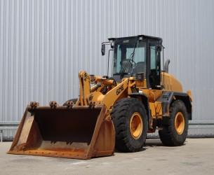 Case 621E Wiellader, Wheelloader, Radlader TT 3758