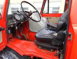 Unimog Mercedes-Benz Unimog 416 BE 4x4 - 6 Cilinder - TT 3772