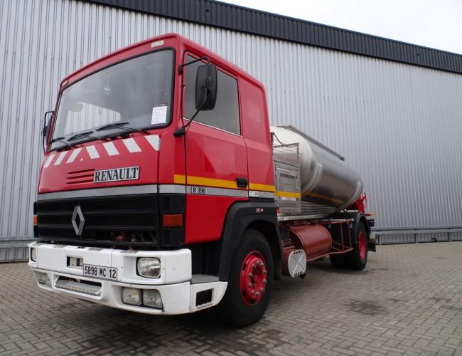 Renault V8 R 390