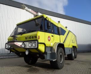Sides 35.750 GM 6x6 - S2000.15 - Crashtender, Airport Fire Truck, Flughaven - 13.400 ltr. Water, 1.600 ltr. Foam TT 3793