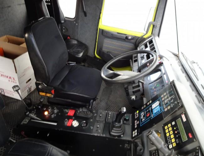 Sides 35.750 GM 6x6 - S2000.15 - Crashtender, Airport Fire Truck - 13.400 ltr. Water, 1.600 ltr. Foam TT 3793