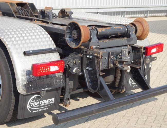 MAN TGS 28.400 6x2 - Haakarm, Hooklift, Abrolkipper TT 3798