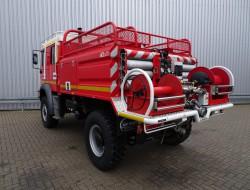 MAN LE 18.220 4x4 - feuerwehr - fire brigade - brandweer - 4500 ltr. water tank- pomp TT 3804