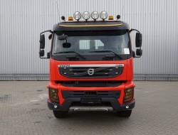 Volvo FMX 460 6x4 -Haakarm, Hooklift, Abrolkipper TT 3811