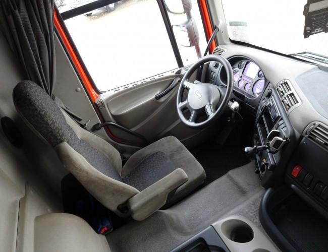 DAF FAN CF 75.310 6x2 Stuuras, Steeringaxle, Lenkachse TT 3822
