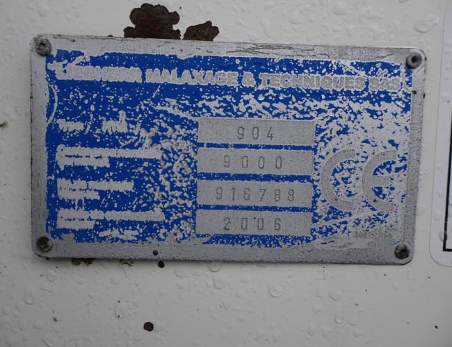 MAN TGA 32.350 BB Concretemixer 8x4 - 9m3 Liebherr Betonmixer, Concretemixer, Betonmischer TT 3827