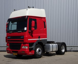 DAF FT CF85.360 Spacecab, SC - NL Truck! TT 3903