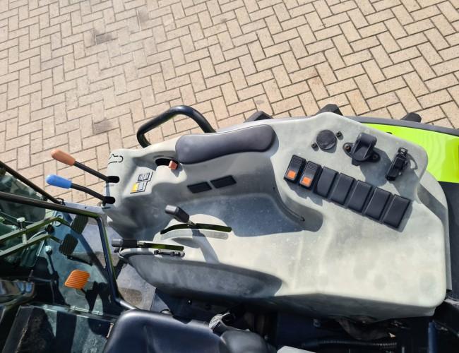 Claas Nexos 220 F 4WD - 235 Uur, Stunden!! Unused!! TT 3917