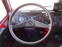Mercedes-Benz Unimog U 1550 L 4x4 Unimog U1550 L (437) Mercedes Benz, Doppelkabine, SIDES CCF2000 ltr. - Expeditievoertuig, Camper TT 3830
