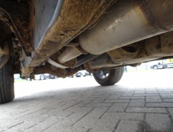 Mercedes-Benz X 350 D 4-Matic V6 Turbo 4x4 - Power Edition - Felsgrau metallic - Dubbele cabine, Doppelcabine, Crewcab, Doka - Ongeval, Unfall, Accident. TT 3942