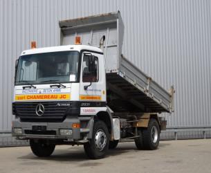Mercedes-Benz Actros 2031 4x2 Kipper - Tipper - Manuel! TT 3946