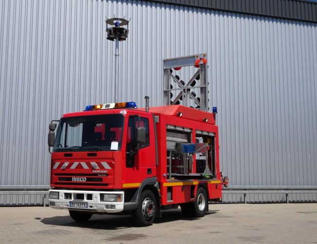 Iveco EuroCargo Tector 80E17