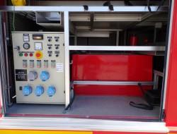 Iveco EuroCargo Tector 80E17 Calamiteitenauto, Rescue-Vehicle - 27 kva 400 Volt Generator TT 3960
