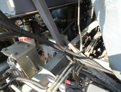 Mitsubishi Fuso Canter 7 C15 Voire BMV BM20 Veegwagen, Road Sweeper, Kehrmachine. TT 3982