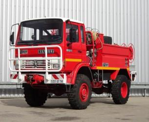 Renault 85.150 4x4 - Expeditievoertuig -  feuerwehr - fire brigade - brandweer - water tank CAMIVA CCF 2000 - TT 4022