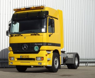 Mercedes-Benz ACTROS 1840 Only 34.000 km original!! NL Truck - 3 Pedale - MP1 TT 4040
