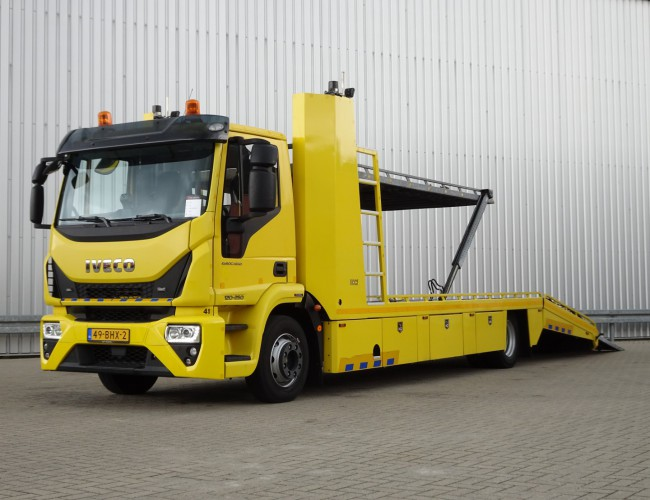 Iveco Euro Cargo 120-250