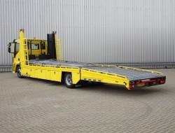 Iveco Euro Cargo 120-250 Thijhof 2-3 lader, Twin deck, Doppelstock - Lier, Winch, Winde - Euro 6 TT 4043
