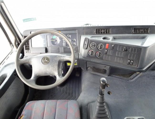 Mercedes-Benz 2640 Kraan 6x4 - MP 1 - Effer 17 TM Kraan, Crane, Kran, Grue - Airco, Manuel, BB TT 4060