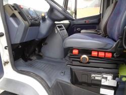 Mercedes-Benz 814 D Paardenwagen, Horsetruck, Pferdewagen 3-4 - Veewagen, livestock, Viehanhanger TT 4061