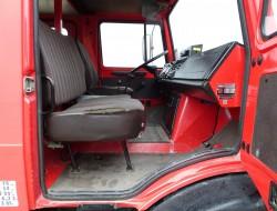 Mercedes-Benz Unimog 1550L 4x4 Unimog U1550 L (437) Mercedes Benz, Doppelkabine, SIDES CCF2000 ltr. - Expeditievoertuig, Camper TT 4071