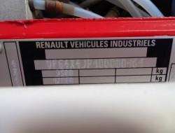 Renault 85.150 4x4 Camiva CCF 2000 pomp - feuerwehr - fire brigade - brandweer - water tank TT 4072