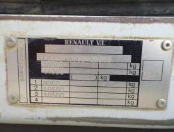 Renault Kerax 370 DCI 6x4 Kipper, Tipper - Manuel TT 4080