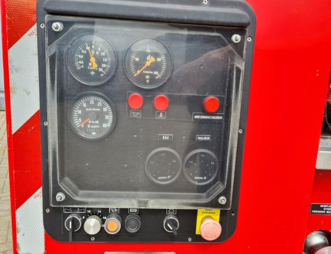 Iveco Tector 130E24 Doppelcabine, Crewcab - 2.000 ltr watertank - Feuerwehr, Fire brigade TT 4083