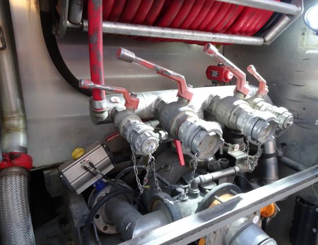 Mercedes-Benz Axor 1824 3.000 ltr watertank - 600 ltr Foam - Feuerwehr, Fire brigade - Emergency - Rescue TT 4099